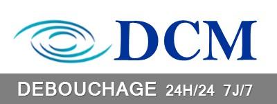 DCM débouchage