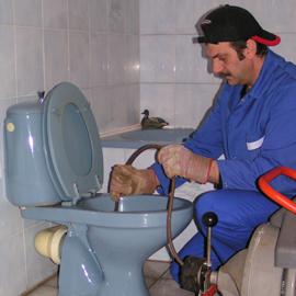 débouchage wc Nivelles